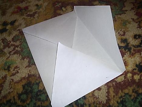 Как самому сделать почтовый конверт фото 745